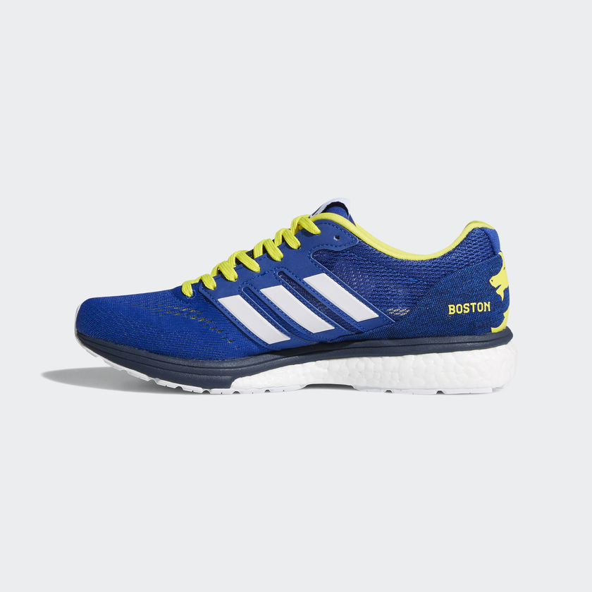 7276c8ef9a66 This special edition version features the blue   yellow colors of the Boston  Athletic Association