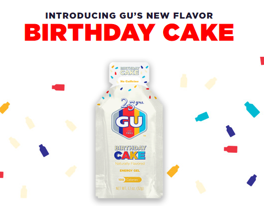 While They Tend To Develop New Flavors Each Year Birthday Cake Is Here For The 2018 ONLY