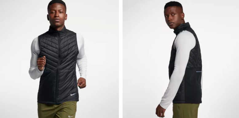 5fa0d1ff4ff6fa Nike Men s Aerolayer Jacket and Vest. Cool colors + sleek style in the men s  options.