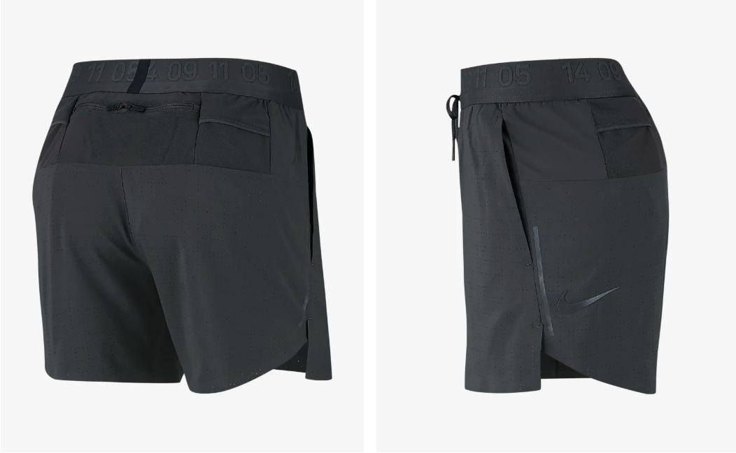 Men's Tech Pack Short // Black