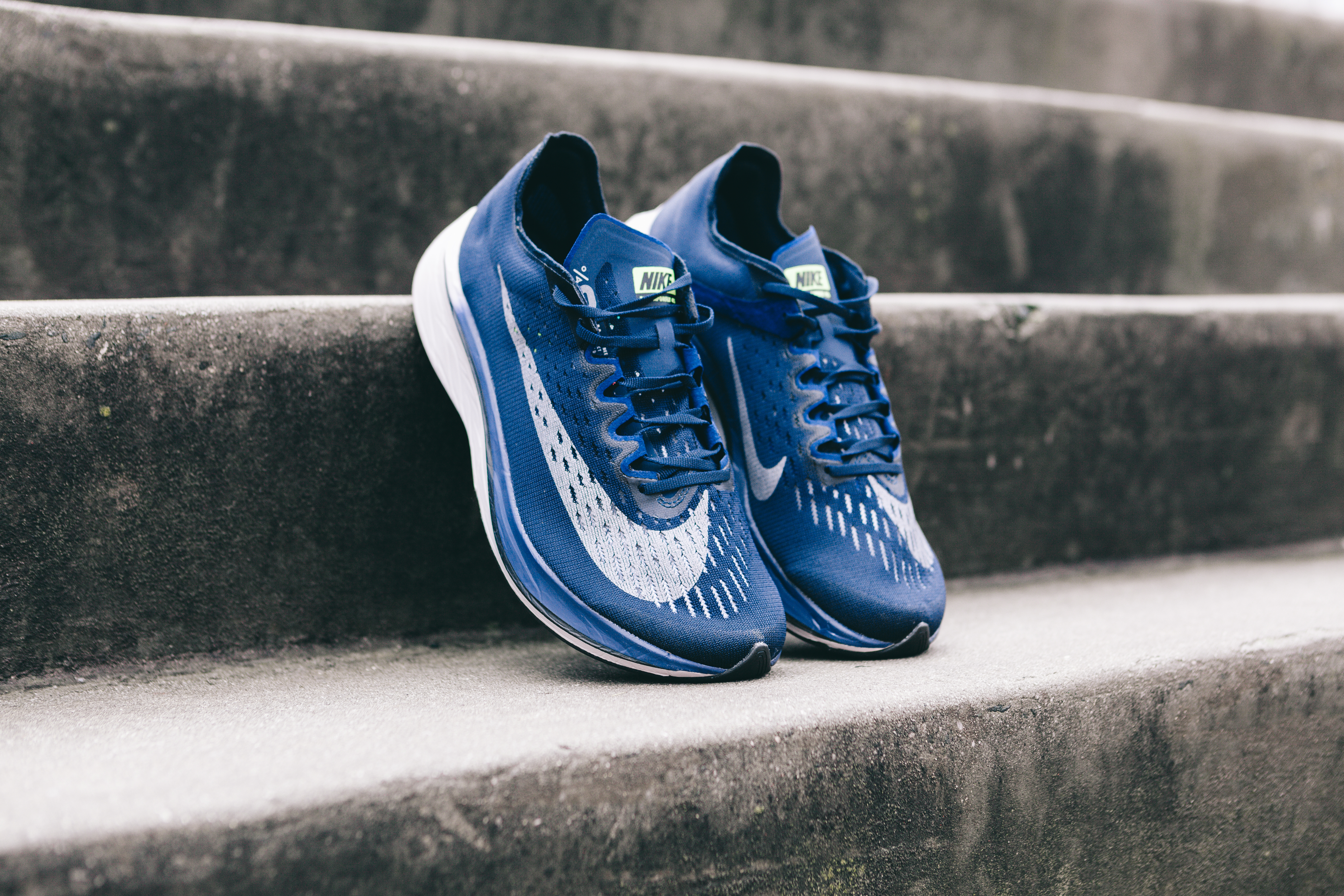 a3069dd9ce375 The Nike ZoomX Vaporfly 4% is Here in Royal Blue