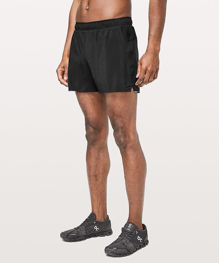 Surge Short - Black