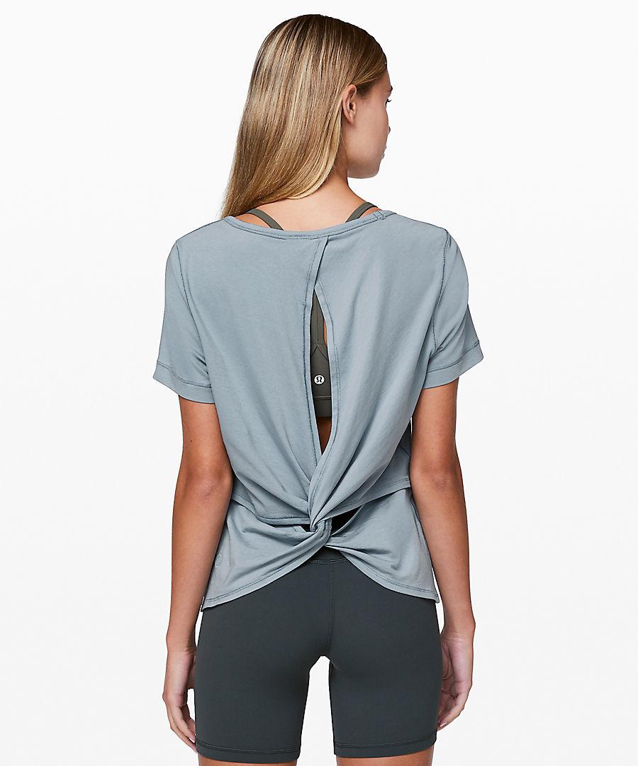 Find Your Twist Short Sleeve