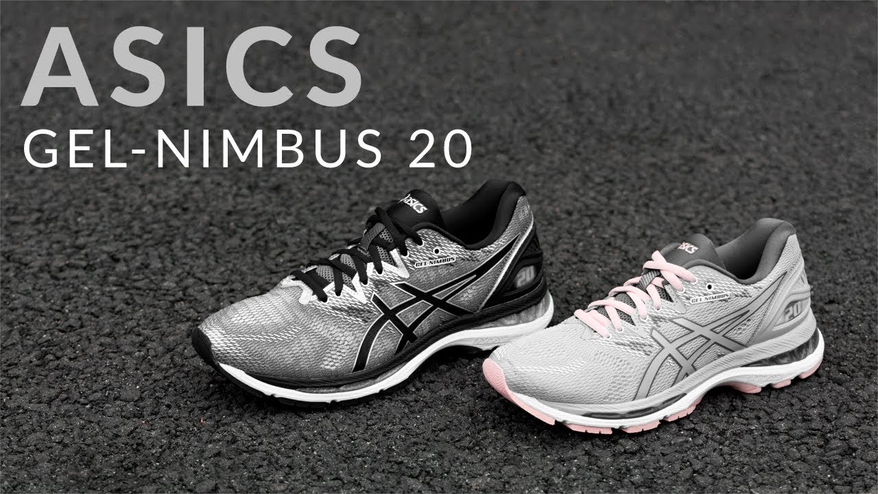 362407141 Experience Luxury in Asics  Nimbus 20