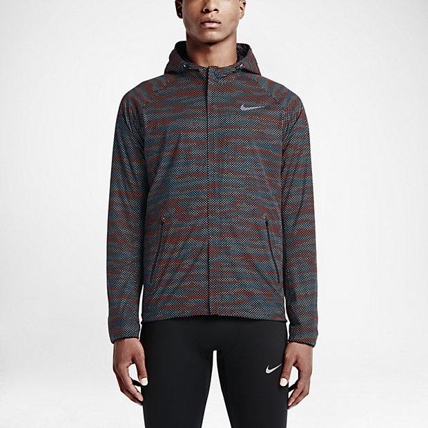 1825bdf65728 Nike Men s Shield Max Flash Jacket (South Loop only)