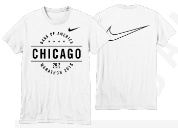 Nike Marathon Logo Men's Tee