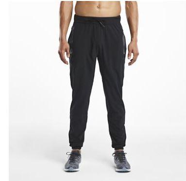 lotr jogger pant black