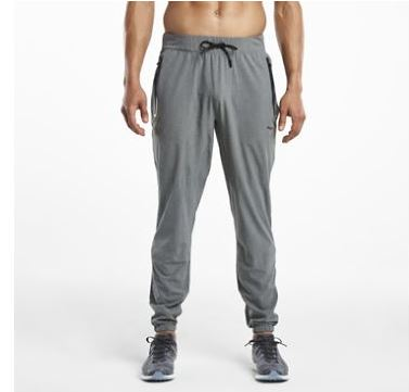 lotr jogger pant gray